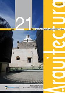Revista de Arquitectura (Bogotá) 21-1 Enero – junio