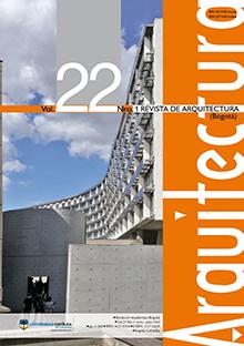 Revista de Arquitectura (Bogotá) 22-1 enero-junio 2020