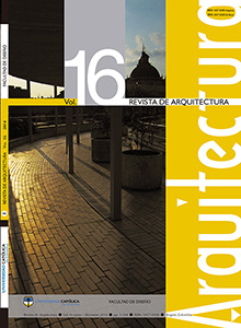 Vol 16 n m 1 2014 for Portadas de revistas de arquitectura