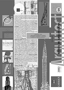 Revista de Arquitectura (Bogotá) 05 2003