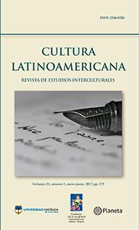 Caratula #25 Cultura Latinoamericana