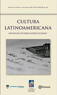 Caratula #23 Cultura Latinoamericana