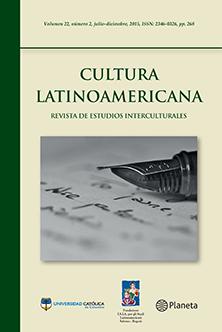 Cubierta #22 Cultura Latinoamericana