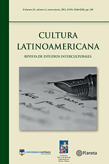 Caratula #21 Cultura Latinoamericana