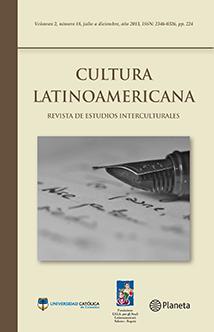 Caratula #18 Cultura Latinoamericana
