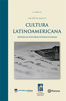 Caratula #15 Cultura Latinoamericana