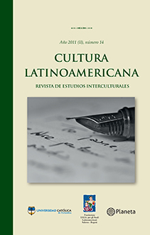 Caratula #14 Cultura Latinoamericana
